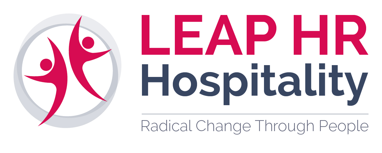 LEAP HR: Hospitality Logo