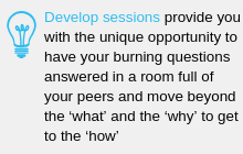 Discover sessions offer you the chance to hear the most admired people leaders in tech share the stories of what they've done to solve their most pressi (3)